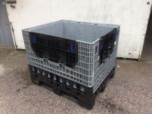New or Recycled Pallet Boxes 1200 x 1000 x 980
